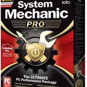 System Mechanic Pro 21.0.1.46 Crack With License Key Free Download
