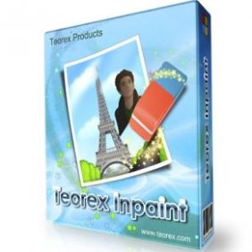 Teorex Inpaint 9.1 Crack With License Key Free Download