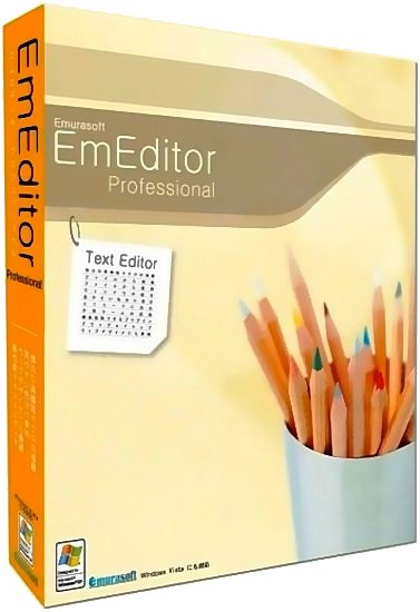 EmEditor Professional 20.5.5 Crack With Registration Key Free Download
